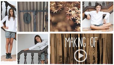Making of #aw1415 #dimelohilando #dh
